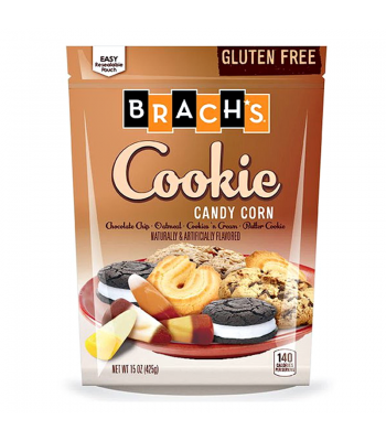 Clearance Special - Brach's Cookie Candy Corn - 15oz (425g)	 Clearance Zone