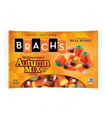 Brach's - Mellowcreme Autumn Mix - 11oz (312g) Soft Candy Brach's