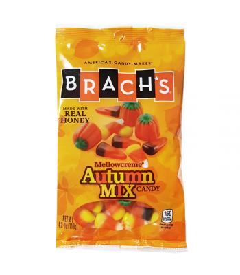 Brach's - Mellowcreme Autumn Mix - 4.2oz (119g) Soft Candy Brach's