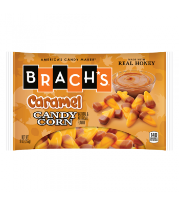 Brach's Caramel Candy Corn 9oz (255g) [ Halloween Limited Edition ]  Brach's