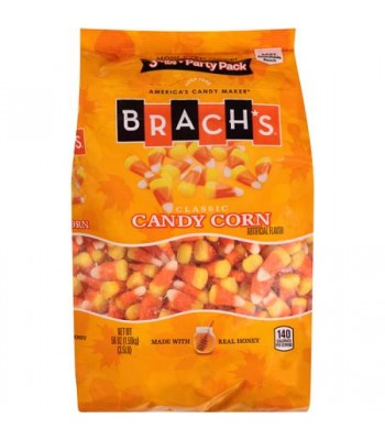 Brach's Classic Candy Corn 40oz (2.5lb) Sweets and Candy Brach's