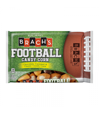 Brach's American Football Candy Corn - 9oz (255g) Sweets and Candy Brach's