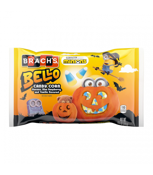 Brach's Minions Candy Corn - 8.5oz (240g) Sweets and Candy Brach's