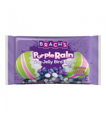 Brach's Purple Rain Tiny Jelly Bird Eggs - 13oz (369g) Sweets and Candy Brach's