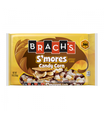 Brach's S'mores Candy Corn - 9oz (255g) Sweets and Candy Brach's
