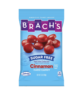 Brach's Sugar Free Cinnamon Hard Candy Discs 3.5oz (99g) Hard Candy Brach's