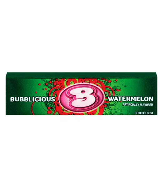 Bubblicious Watermelon 1.4oz (40g) Bubble Gum Bubblicious