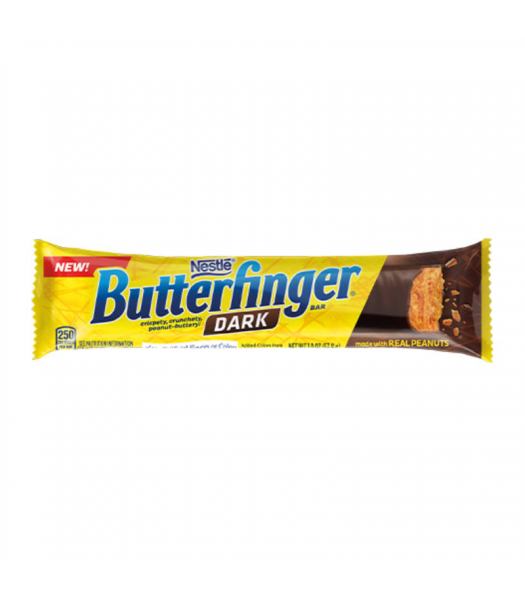Butterfinger Dark Chocolate 1.9oz (53.8g) Sweets and Candy Butterfinger