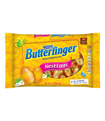 Butterfinger NestEggs - 8oz (227g) Sweets and Candy Butterfinger