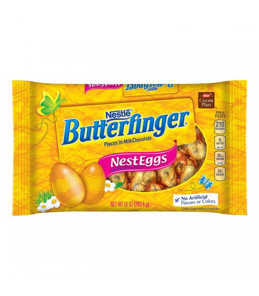 Butterfinger NestEggs - 8oz (227g) Sweets and Candy Butterfinger