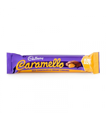 Caramello Bar King Size - 2.7oz (77g) Sweets and Candy Cadbury