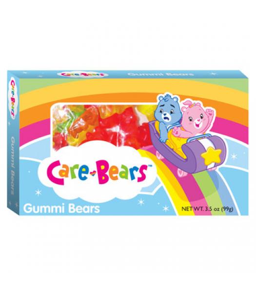 Care Bears Gummi Bears 3.1oz (88g)  Soft Candy