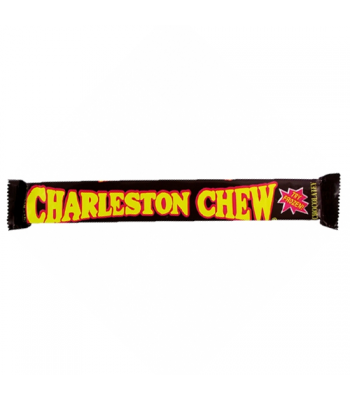 Charleston Chew Chocolate 1.875oz (53.2g) Chocolate, Bars & Treats