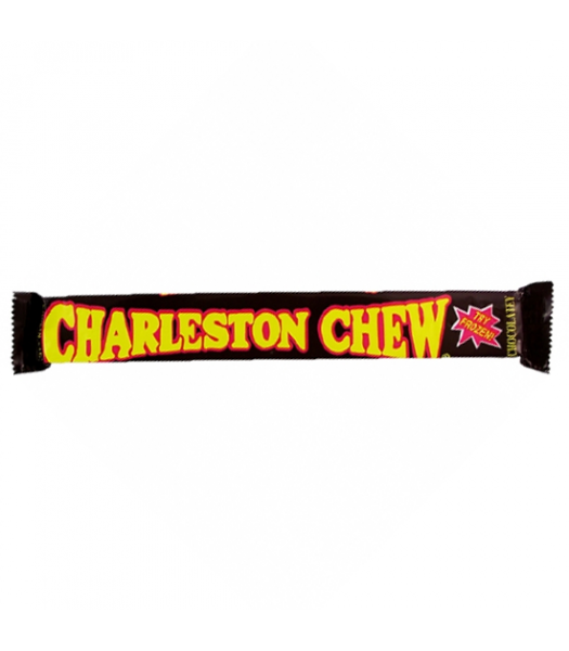 Charleston Chew Chocolate 1.875oz (53.2g) Chocolate, Bars & Treats
