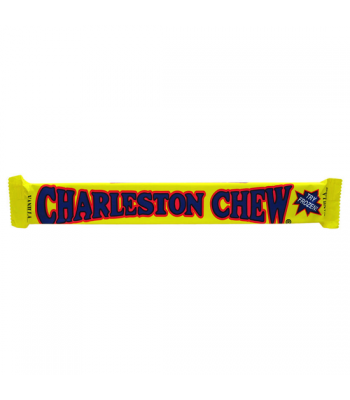 Charleston Chew Vanilla 1.875oz (53.2g) Chocolate, Bars & Treats Tootsie