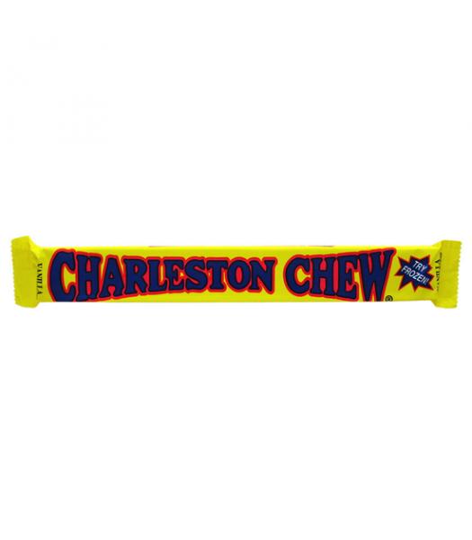 Charleston Chew Vanilla 1.875oz (53.2g) Sweets and Candy Tootsie