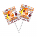 Charms Candy Corn Pop (16g) - SINGLE Sweets and Candy Charms