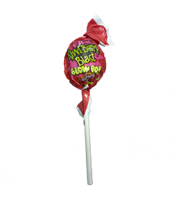 Charms Kiwi Berry Blast Blow Pop 0.65oz (18.4g) Lollipops Charms