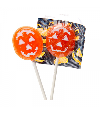 Charms Orange Flavoured Pumpkin Pop (16g)