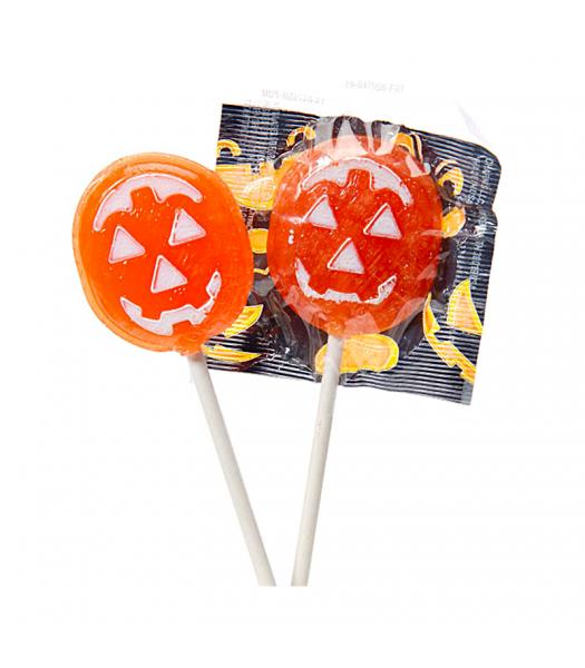 Charms Orange Flavoured Pumpkin Pop (16g)