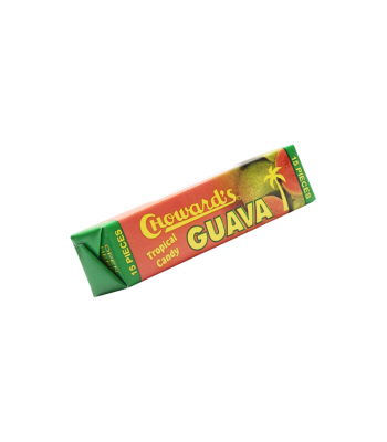 Choward's Guava Tropical Candy - 15-Piece Sweets and Candy