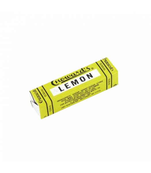 Choward's Lemon Mints - 15-Piece Sweets and Candy