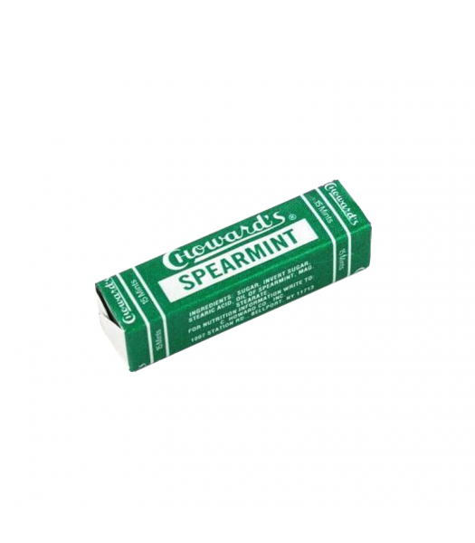 Choward's Spearmints - 15-Piece Sweets and Candy