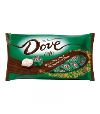 Dove - Silky Smooth Promises Peppermint Bark - 7.94oz (225g) [Christmas] Sweets and Candy