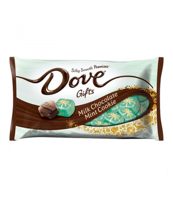 Dove - Promises Mint Cookie - 7.94oz (225g) [ Christmas 2017 ] Sweets and Candy Dove