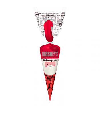 Hershey - Hershey-ets Filled Santa - 2.7oz (76g) [ Christmas 2017 ] Chocolate, Bars & Treats Hershey's