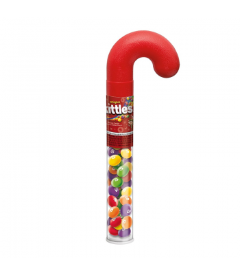 Skittles - Filled Candy Canes - 1.7oz (48g) [Christmas] Sweets and Candy Skittles