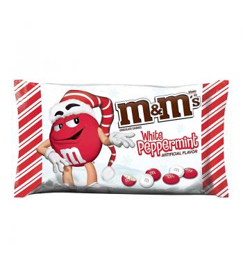 M&M's - White Peppermint - 8oz ()