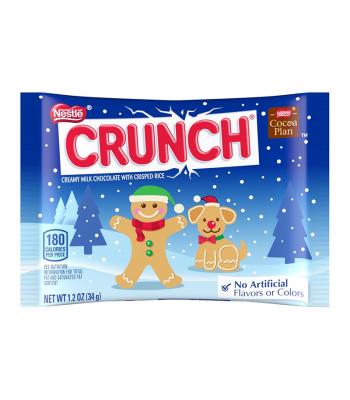 BLACK FRIDAY SPECIAL - Nestle Crunch Medallion - 1.2oz (34g) [Christmas]