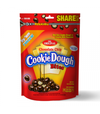 Cookie Dough Bites Chocolate Chip - 10.5oz (298g) Sweets and Candy Taste of Nature