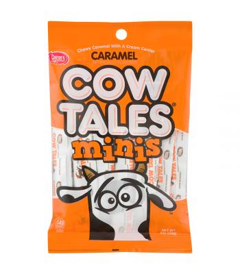 Goetze's Mini Vanilla Cow Tales - 4oz (113g) Sweets and Candy Goetze's