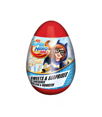 Surprise Egg - DC Superhero Girls -  Novelty Candy