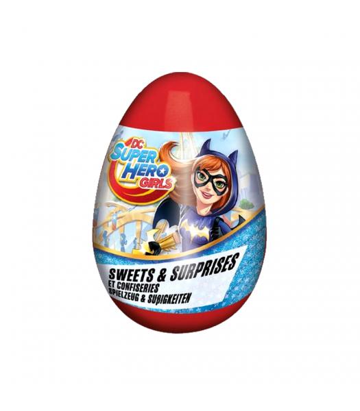 Surprise Egg - DC Superhero Girls -  Novelty Candy
