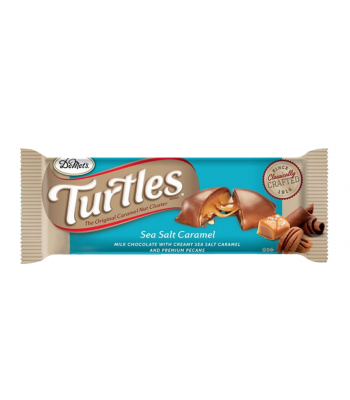 DeMet's Turtles Sea Salt Caramel - 1.76oz (50g) Sweets and Candy DeMet's