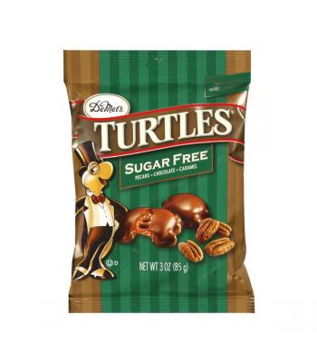 Demets Turtles - Sugar Free - 3oz (85g) Chocolate, Bars & Treats