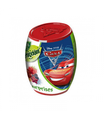 Disney Cars Fruitickles Surprise Egg (6g) Sweets and Candy