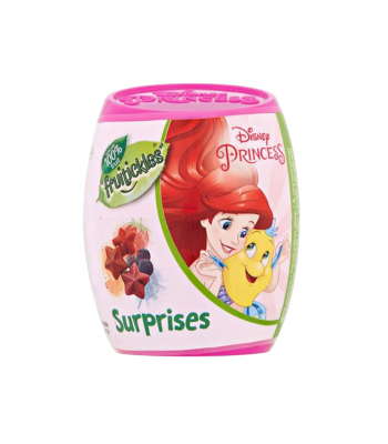 Disney Princess Fruitickles Surprise Egg (6g) Sweets and Candy
