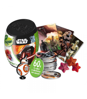 Disney Star Wars Fruitickles Surprise Egg (6g) Sweets and Candy