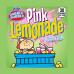 Dubble Bubble Gum Balls Pouch - Pink Lemonade - 200g Sweets and Candy Dubble Bubble