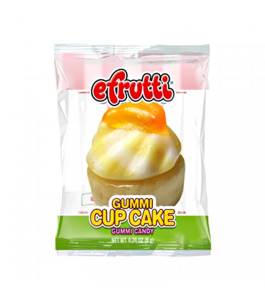 E.Frutti Gummi Cup Cake 0.28oz (8g) Soft Candy