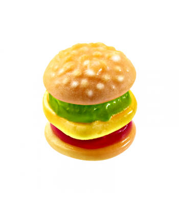 E.frutti Gummi Candy Mini Burger 0.32oz (9g) Sweets and Candy E.Frutti