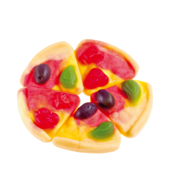 E.Frutti Gummi Candy Pizza 0.55oz (15.5g) Sweets and Candy