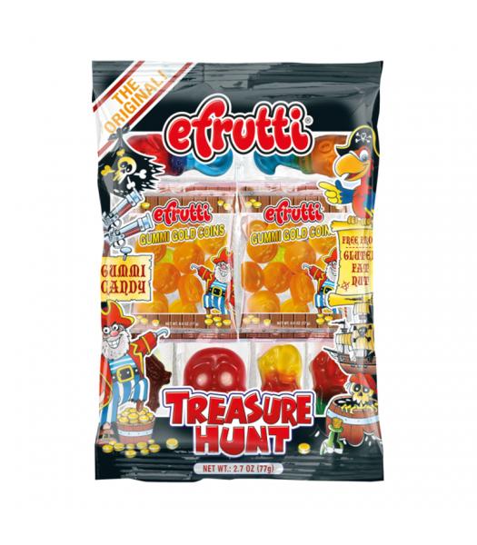 E.Frutti Gummi Treasure Hunt Tray - 2.7oz (77g) Sweets and Candy E.Frutti