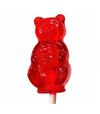 Espeez Bear Pops Cinnamon Flavour - SINGLE 0.74oz (21g) Sweets and Candy Espeez