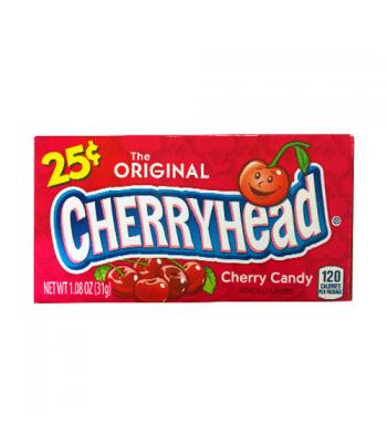 Ferrara Pan Cherryhead Candy 0.8oz (23g) Hard Candy Ferrara