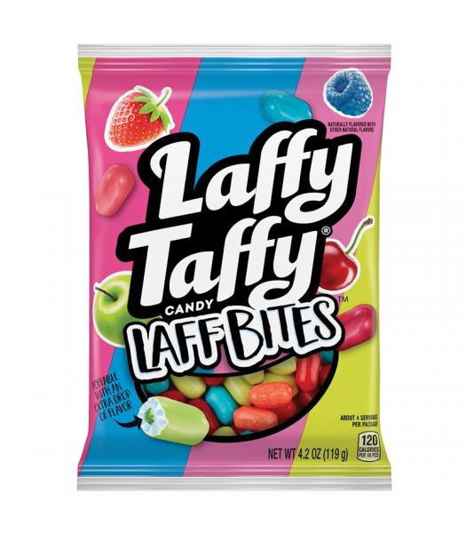 Laffy Taffy Laff Bites - 4.2oz (119g) Sweets and Candy Ferrara